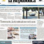 Prima pagina 20 giugno 2017, quotidiani e sportivi