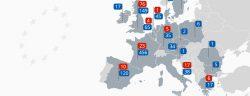 Mappa terrorismo islamico: lotta all'Isis, a che punto è