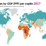 mappe economiche reddito pro capite