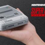 Nintendo SNES Classic Mini con 21 giochi
