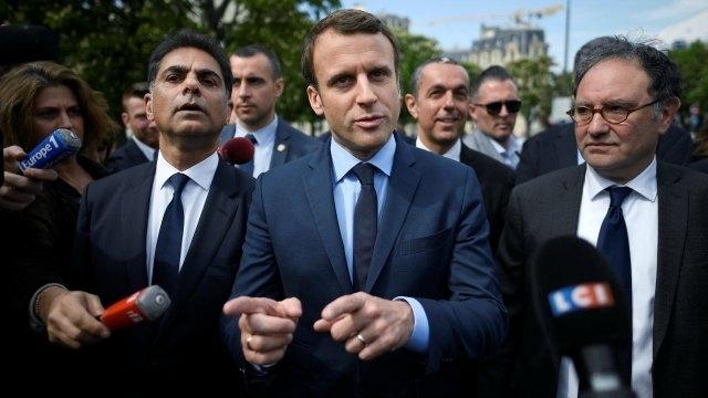 sondaggi, sondaggi elezioni francia