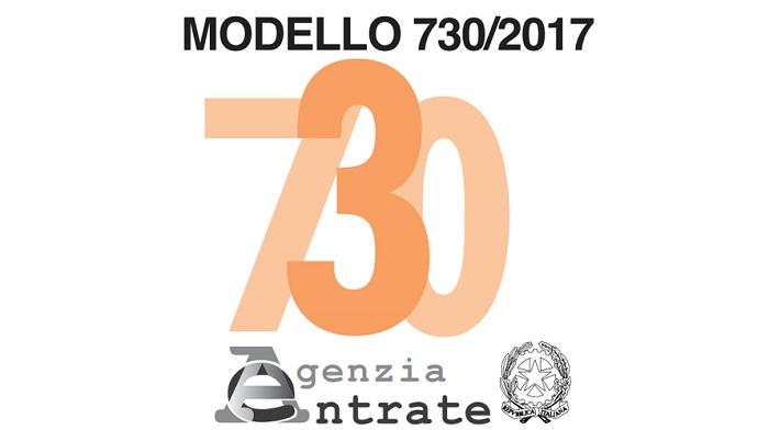 730 precompilato 2017