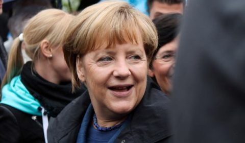 sondaggi elettorali germania - la cancelliera Angela Merkel
