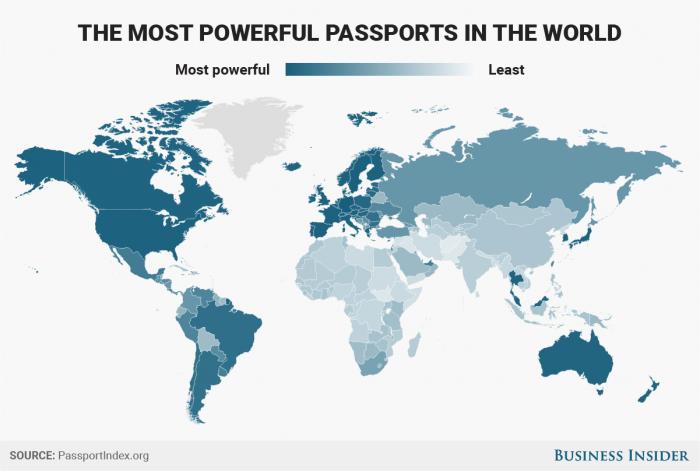 mappe passaporti business insider