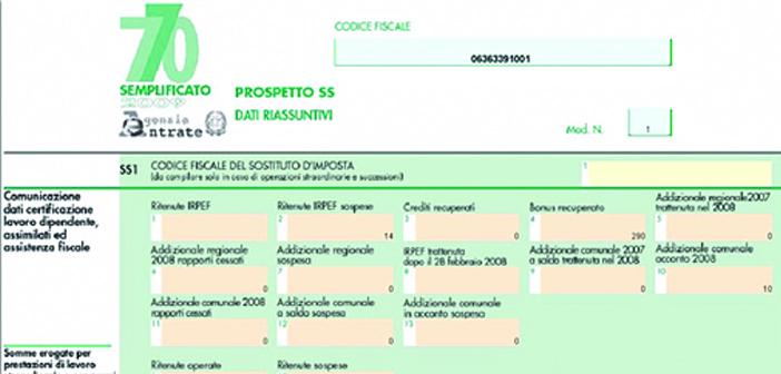 Modello redditi 2017 proroga ufficiale da luned nuova - Scadenza imposte 2017 ...
