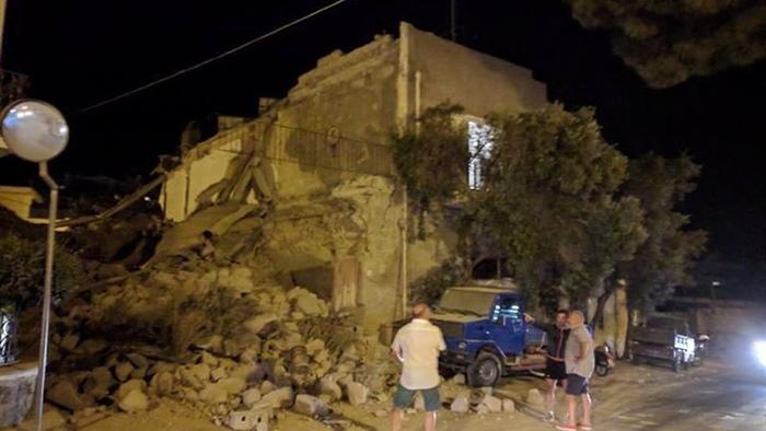 terremoto ischia live