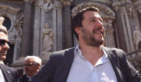 sondaggi elettorali winpoll pensioni ultime notizie, pensioni notizie oggi, Salvini attacca Orlando su emergenza migranti e rischio fascismo