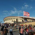 Diretta Atletico Madrid -Roma Atletico Madrid Wanda Metropolitano