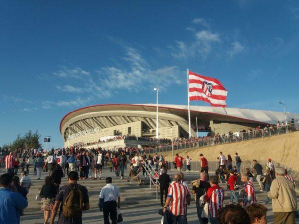 Diretta Atletico Madrid -Roma Atletico Madrid Wanda Metropolitano Atletico Madrid-Arsenal