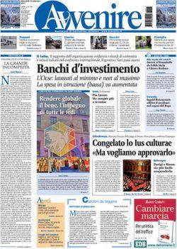 Rassegna stampa 13 settembre 2017, quotidiani e sportivi