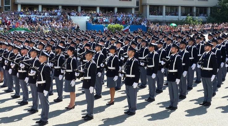 Concorso Polizia 2017: aumentano i posti, graduatoria risultati il 25 settembre