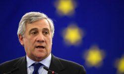 """Antonio Tajani """"Lega-M5S cade a maggio, poi governo di centrodestra"""""""