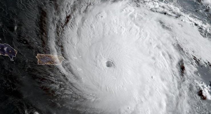 Uragano Irma: ultime notizie