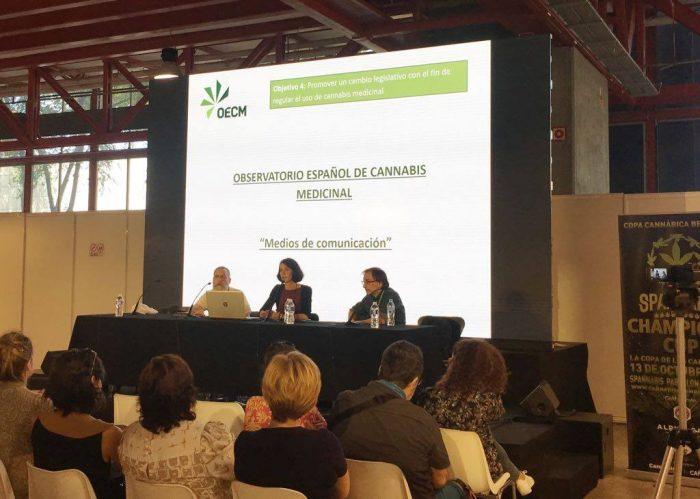 Spannabis 2017 una finestra sulle prospettive della cannabis - Finestra in spagnolo ...