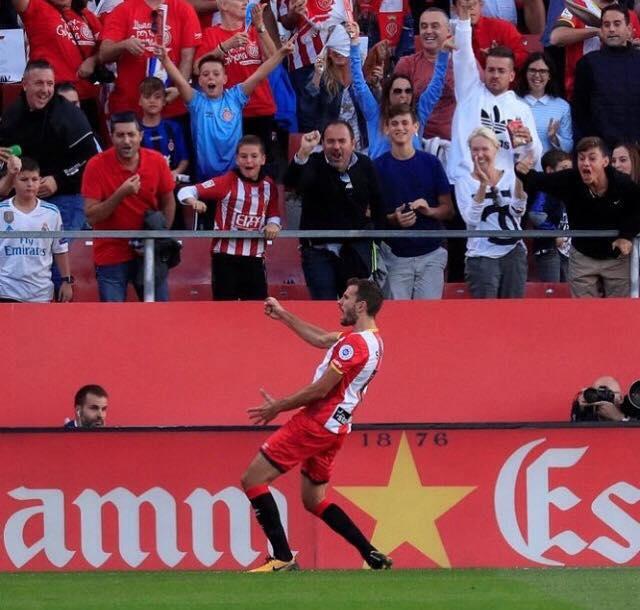 Liga Spagnola Stuani Girona