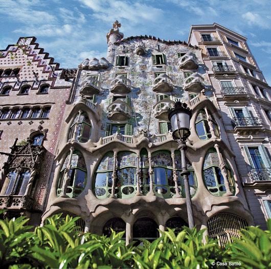 Barcellona cosa vedere dalle ramblas alla casa battl for Cosa visitare a barcellona