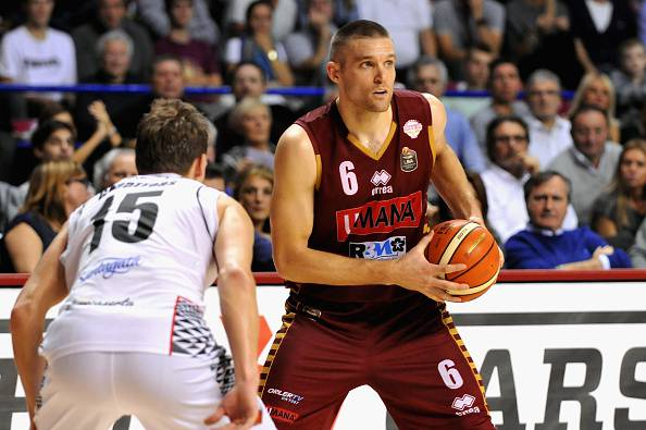 Basket serie A Champions League Basket serie A Michael-Bramos