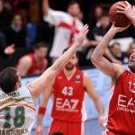 eurolega Basket serie A EA7 terza giornata