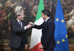 """Renzi su Bankitalia annuncia: """"Gentiloni sapeva ed era d'accordo'"""