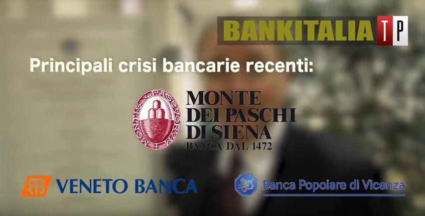 Video crisi banche
