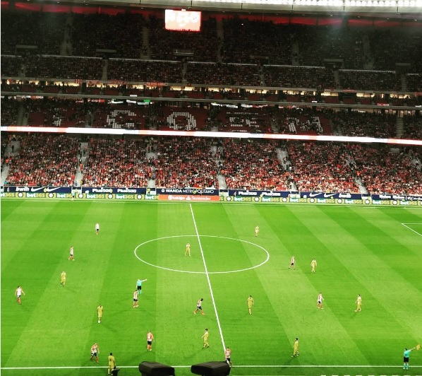 atlético madrid analisi dove vedere atletico madrid-roma
