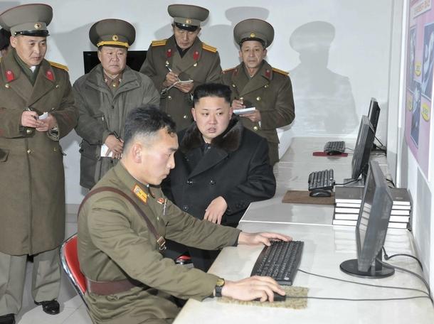corea del nord, hacker