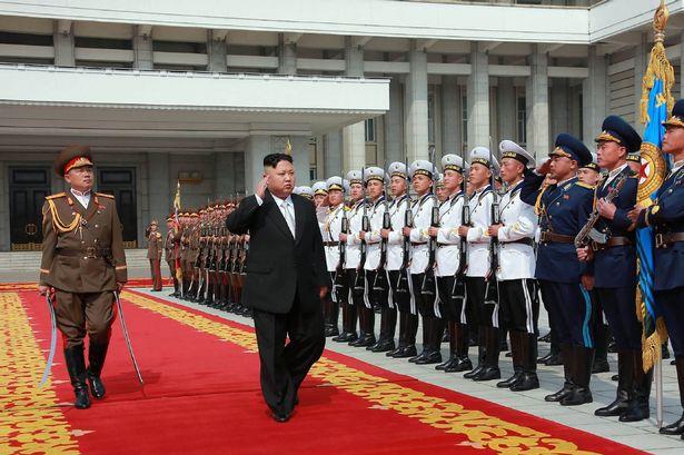 corea del nord, kim jong un