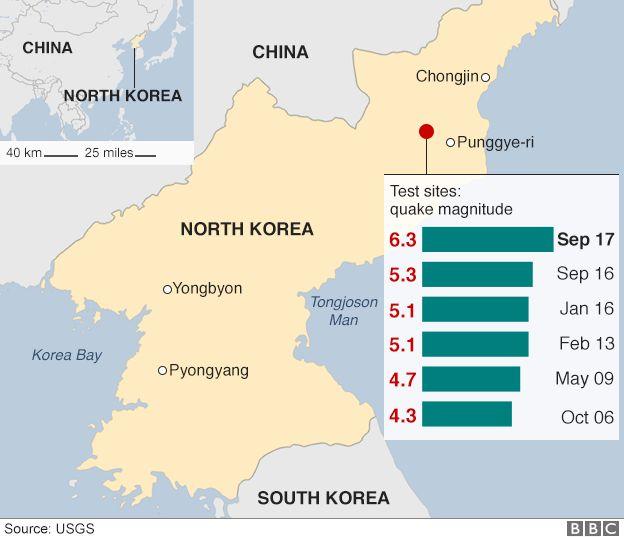 Corea del Nord, gli Usa avvertono: