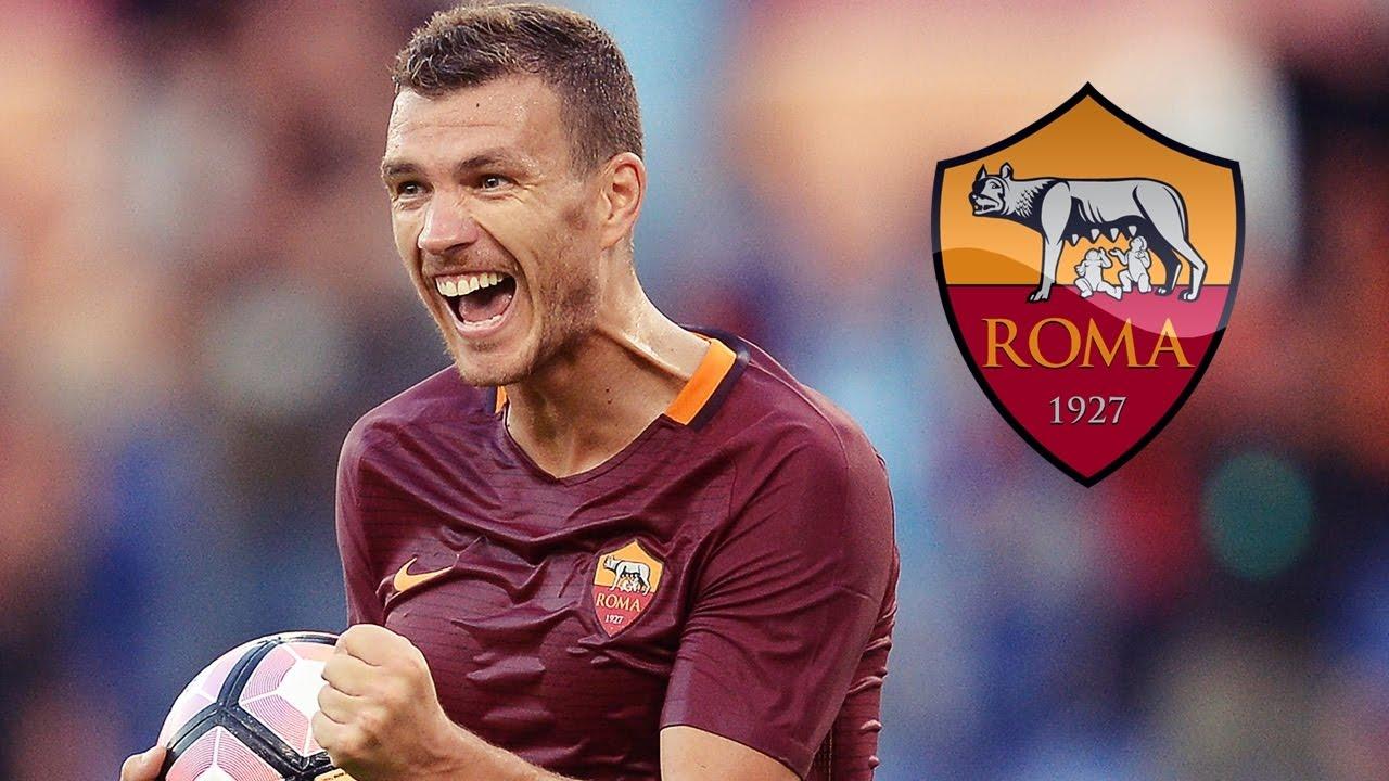 edin dzeko roma ultime notizie