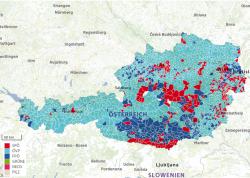 Elezioni Austria, dove hanno avuto più voti i partiti? Le mappe