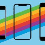 iPhone X, 8 e 8 Plus