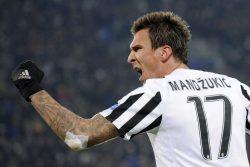 Infortunio Mario Mandzukic : ecco i tempi di recupero