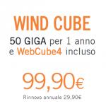 Offerte Wind mobile: come attivare Wind Cube
