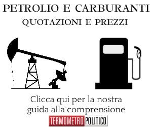 quotazione e prezzi di petrolio e benzina: guida alla comprensione
