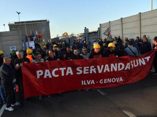 sciopero Ilva