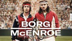 Borg-McEnroe: la storica rivalità del tennis arriva al cinema