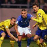 Diretta Italia-Svezia: risultato live streaming