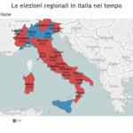 elezioni regionali infografiche