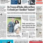Rassegna stampa 28 novembre 2017