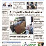 Rassegna stampa 30 novembre 2017