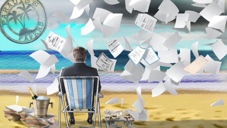 report anticipazioni paradise papers