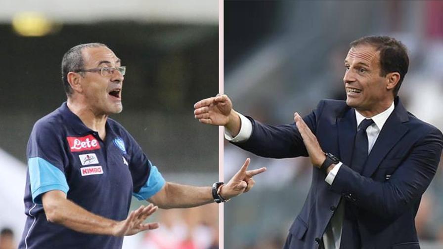 Fantacalcio consigli serie A 15a giornata Napoli-Juve Allegri Sarri