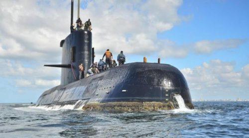 sottomarino argentino