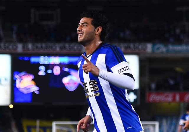 Carlos Vela MLS Liga Spagnola
