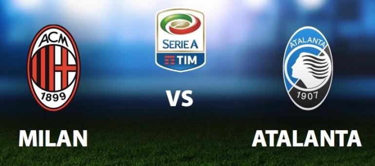 Diretta Milan-Atalanta
