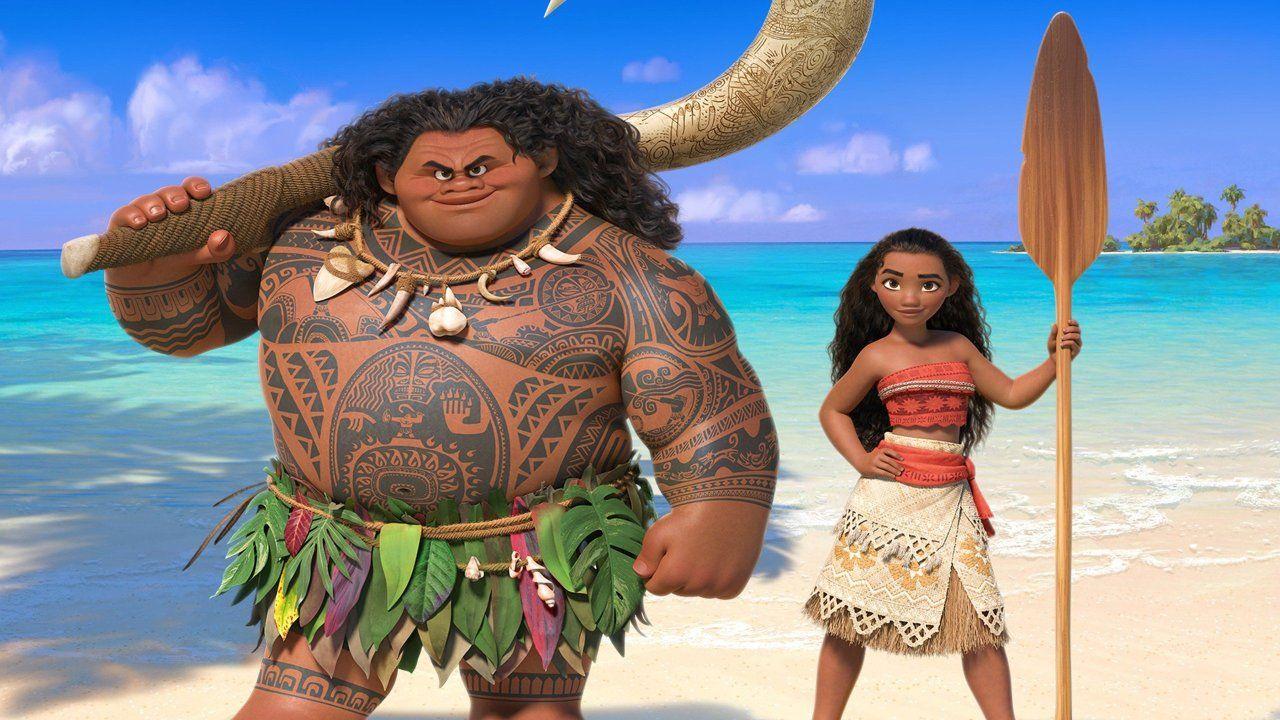 Oceania recensione Disney