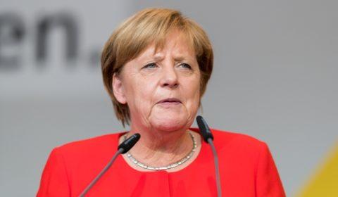 sondaggi elettorali germania - la cancelliera uscente Angela Merkel