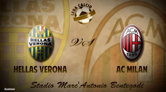diretta Verona-Milan