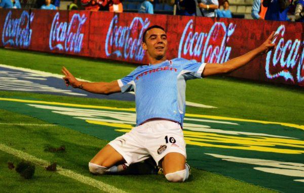 iago aspas liga spagnola nuovi talenti