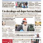 Rassegna stampa 27 dicembre 2017